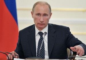 Путін розповів, як у Росії поважають українську мову