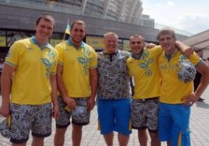 Фотогалерея: Лондонские обновки. Представлена форма украинских олимпийцев