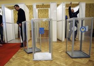 На вибори в Україну приїде вп'ятеро більше спостерігачів, ніж було у Росії