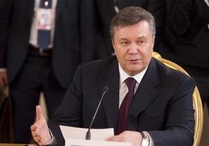 Янукович: У справі Тимошенко є питання, на які немає відповідей
