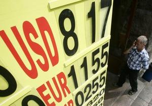Експерти погіршили прогноз девальвації гривні в 2012 році
