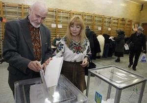 КВУ: Веб-камери не врятують українські вибори від фальсифікацій