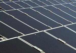 Чеська компанія має намір побудувати сонячну електростанцію в Херсонській області