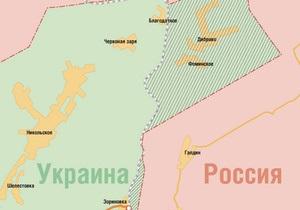 РЖД предложила отодвинуть украино-российскую границу - СМИ
