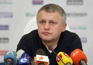 Суркис: Алиева на трансфер выставил Семин