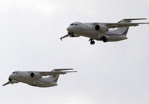 Фарнборо-2012: Российская компания подписала контракт на $420 млн на поставку Ан-148 и Ан-158