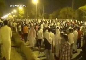 Шиїти Саудівської Аравії вийшли на демонстрацію після арешту авторитетного клирика