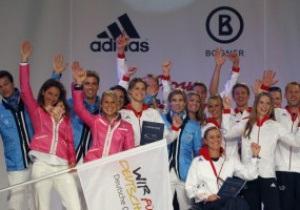 Немецкий десант. На Олимпиаде в Лондоне Германию буду представлять почти 400 спортсменов