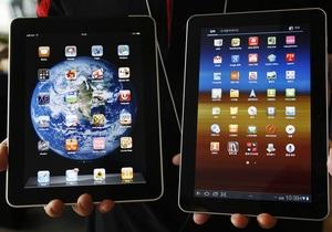 Британський суддя дозволив продажі Samsung Galaxy TAB: iPad  крутіший