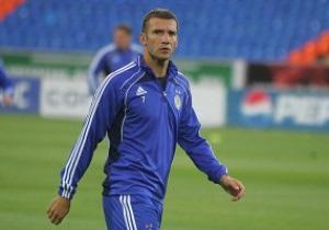 Динамо опровергло информацию о продлении контракта с Шевченко