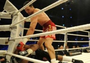 Томпсон прокомментировал поражение от Кличко