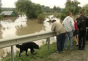 Ростехнагляд запевнив Путіна, що водосховище ні до чого