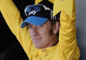Фрум выиграл седьмой этап, Уиггинс перехватил лидерство на Тур де Франс-2012