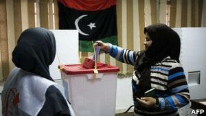 У Лівії відбуваються історичні вибори