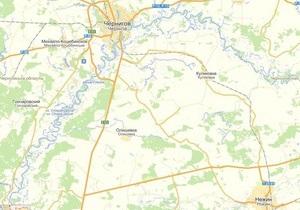 Постраждалі в ДТП під Черніговом росіяни доставлені до лікарні