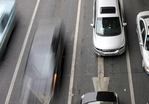 У Москві грабіжники розбилися на мотоциклі, втікаючи від погоні