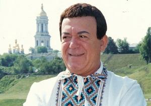 Кобзон став Почесним громадянином Донецької області