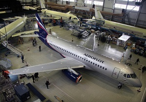 У Аэрофлота простаивает половина новоприобретенных Superjet