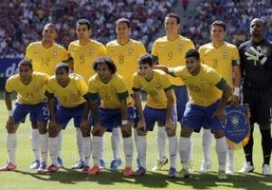 Бразилия огласила состав футбольной сборной на Олимпийский турнир в Лондоне