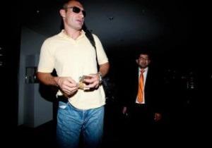 Виталий Кличко прибыл в Швейцарию поддерживать брата