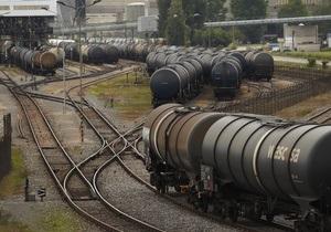 Російські залізниці доставляють вантаж зі швидкістю велосипеда