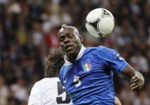 Балотелли стал самым популярным игроком финала Евро-2012 по запросам в интернете