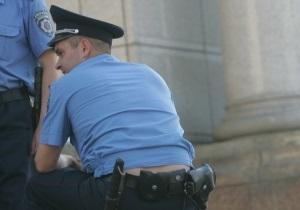 ЗМІ: 20 міліцейських автобусів стоять на Михайлівській площі