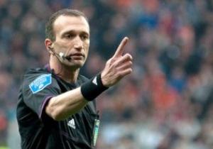 Скандального арбитра матча Шахтер - Динамо отстранили от работы в УПЛ на 12 туров