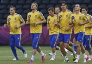 Україна піднялася на шість позицій у рейтингу FIFA