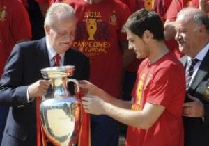 Фотогалерея: Кубок Королей. Парадный проезд Фурии Рохи по Мадриду