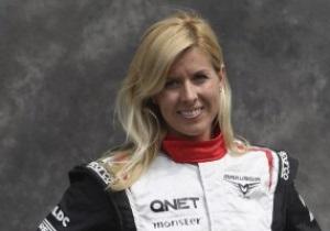 Опасно для жизни. Женщина-пилот команды Формулы-1 попала в серьезную аварию во время тестового заезда