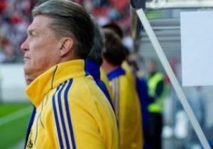 Блохин: Будем искать новых игроков для сборной