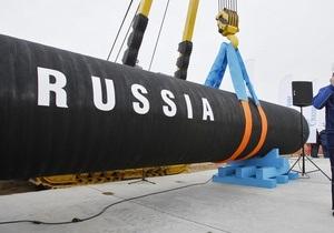 Россия и Германия согласовали цену на газ