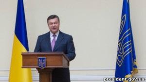 Янукович пропонує підвищити деякі податки