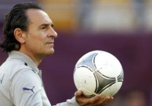 Тренер збірної Італії назвав умову за якої залишиться на чолі команди
