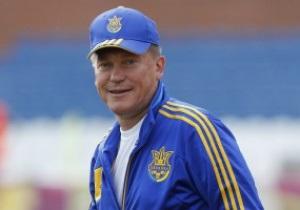 Блохин: Большинство игроков сборной Украины не понимали, что такое Чемпионат Европы