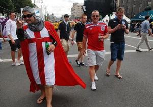 В день финала Евро-2012 границу Украины пересекли 360 тысяч человек