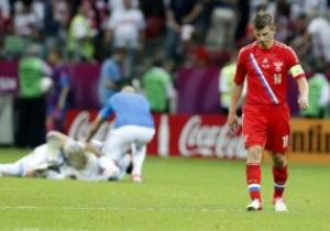 Аршавина признали лучшим распасовщиком Евро-2012