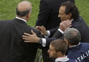 Наставник сборной Испании стал первым тренером, выигравшим чемпионаты Европы и мира, а также Лигу Чемпионов