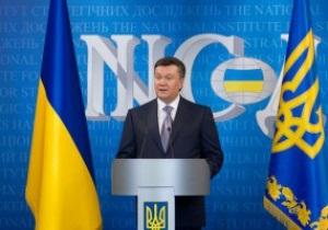 Янукович о Евро-2012: Праздник удался