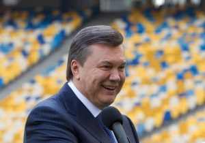 Янукович: Праздник Евро-2012 в Украине и Польше удался