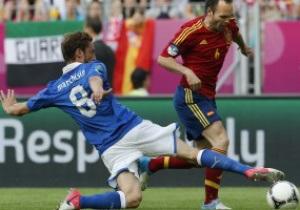 Полузащитник сборной Италии: Прекрасно знаем, как обыграть испанцев