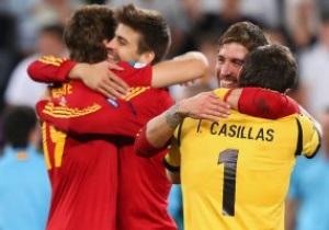 Гвардиола: Испания выиграет Евро-2012 и перепишет историю