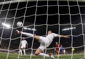 В UEFA залишилися задоволені роботою арбітрів за воротами
