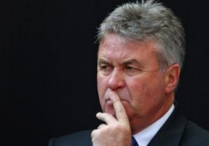 Хиддинк: Я не могу сменить ван Марвейка на посту тренера сборной Голландии