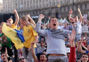 МВД: В Украине накануне финала Евро ситуация спокойная