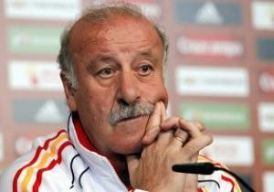 Тренер сборной Испании: Основная угроза исходит от Пирло