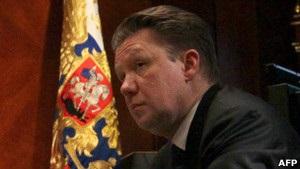 Газпром не виключає позову до України в разі недобору газу