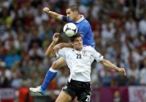 Германия - Италия - 1:2. Live