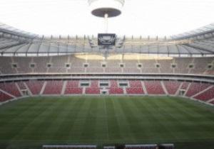 Национальный стадион в Варшаве будет переименован
